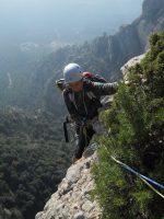 Esparraguera a la Roca Gris, Montserrat, Espagne 18