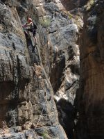 Snake canyon, Jebel Akhdar 33