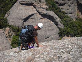 Gomez-Xalmet a la Prenyada, Montserrat, Espagne 18