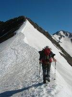 Pico Posets por la Cresta Espadas, Benasque, Aragon, Espagne 18