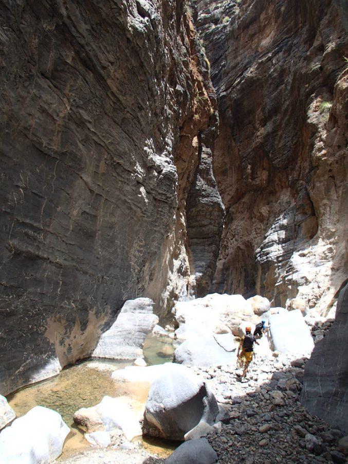 Snake Gorge Canyon, Jebel Akhdar 24