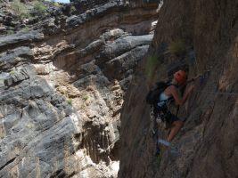 Snake canyon, Jebel Akhdar 37