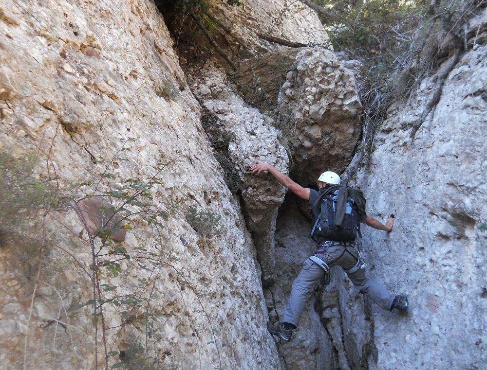 Torrent Fondo, Montserrat 25