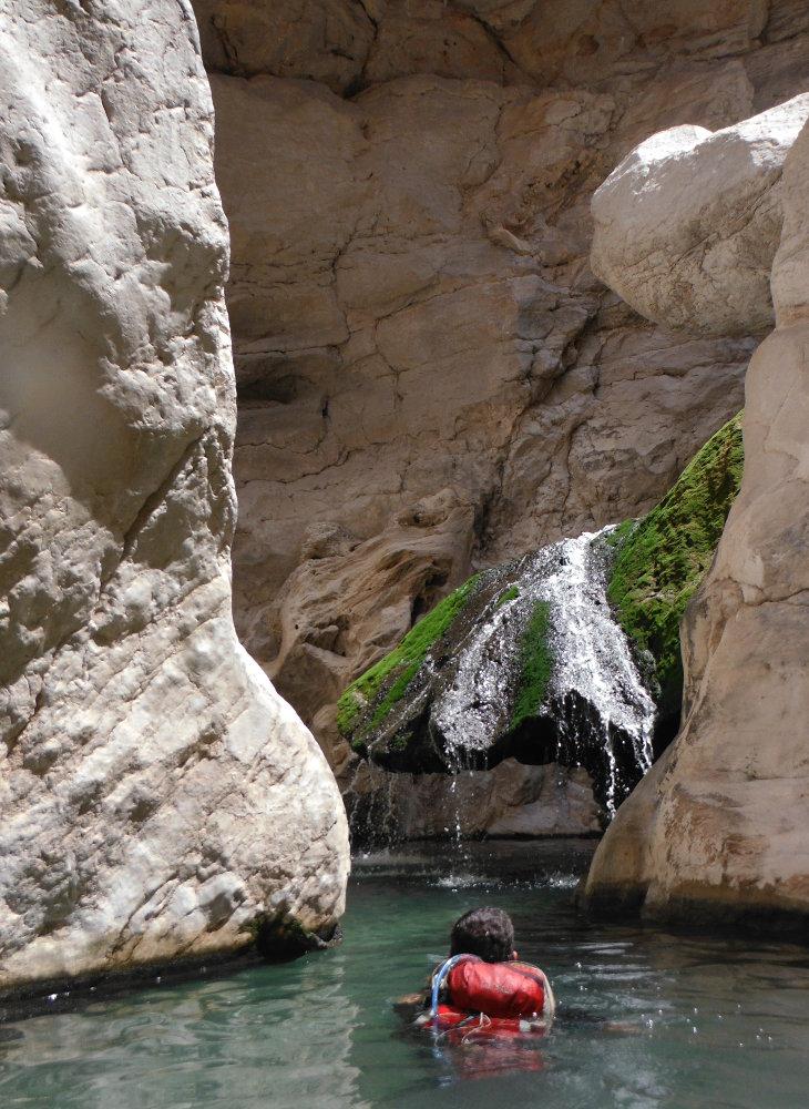 Wadi Ta'ab, Hajar Oriental 26