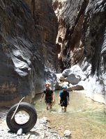 Snake Gorge Canyon, Jebel Akhdar 25