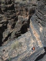 Snake canyon, Jebel Akhdar 43