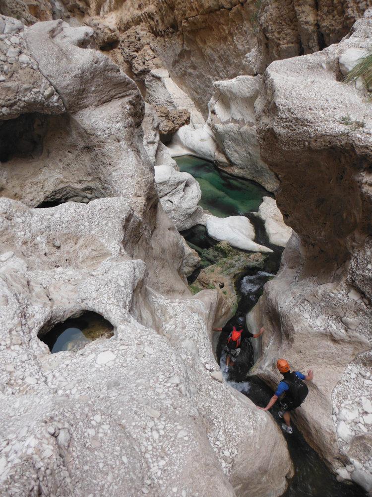 Wadi Ta'ab, Hajar Oriental 29