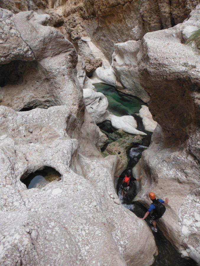 Wadi Ta'ab, Hajar Oriental 31