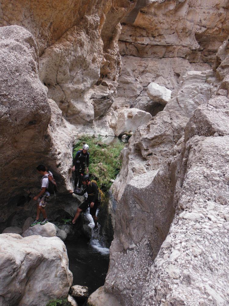 Wadi Ta'ab, Hajar Oriental 30