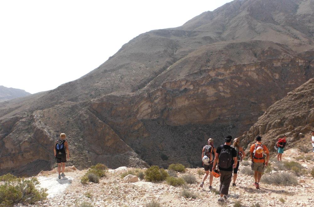 Wadi Ta'ab, Hajar Oriental 4