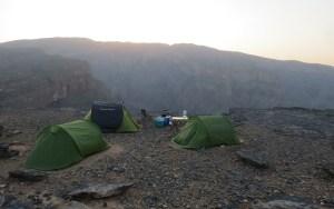Ferrata du Jebel Shams, Jebel Akhdar 49
