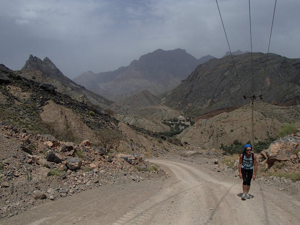 Snake Gorge Canyon, Jebel Akhdar 33