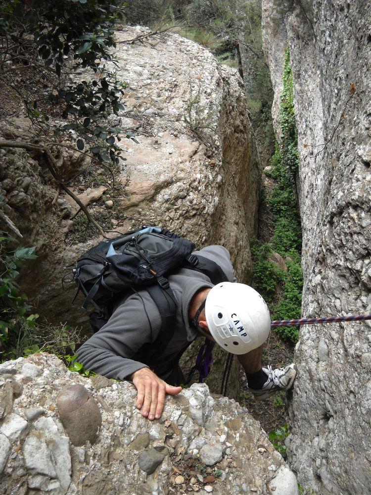 Torrent del Lloro, Montserrat 5