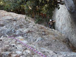Gomez-Xalmet a la Prenyada, Montserrat, Espagne 4