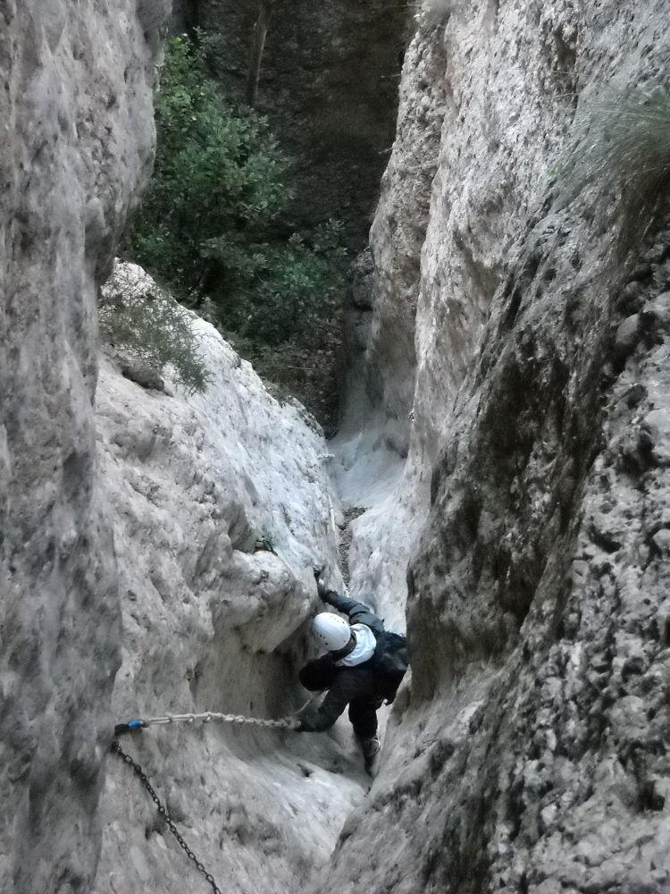 Canal de l'Artiga alta, Montserrat 7