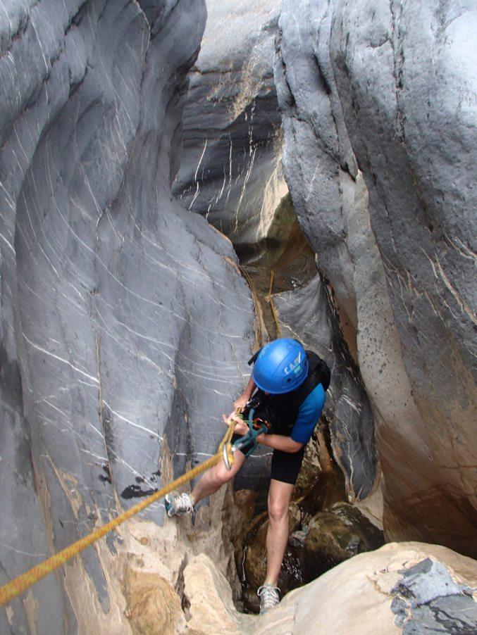Snake Gorge Canyon, Jebel Akhdar 9