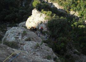 Esparraguera a la Roca Gris, Montserrat, Espagne 7
