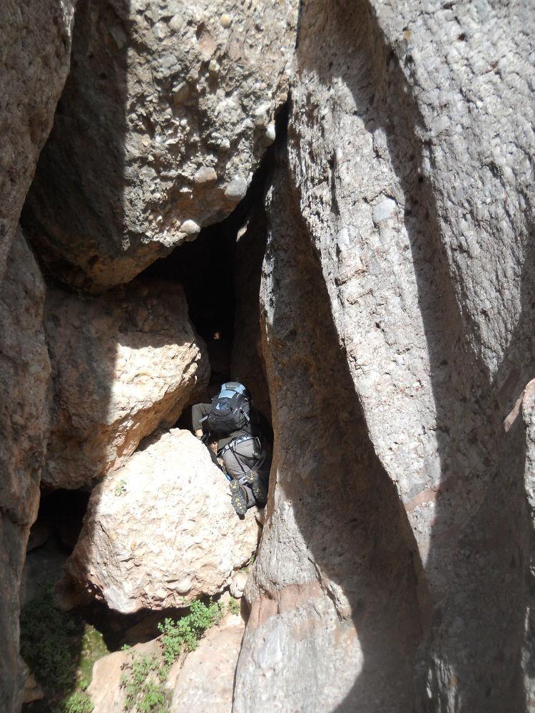 Torrent Fondo, Montserrat 8