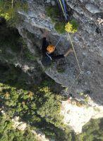 Esparraguera a la Roca Gris, Montserrat, Espagne 8