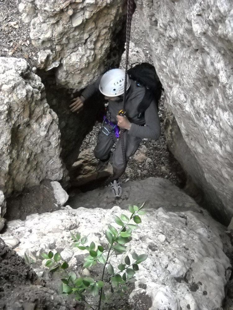 Torrent del Lloro, Montserrat 9