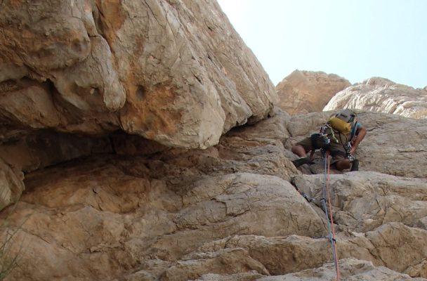 Route With No Name, Ras Al Khaimah, Émirats 2