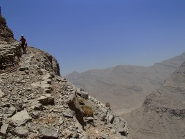 Route With No Name, Ras Al Khaimah, Émirats 15