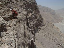 Route With No Name, Ras Al Khaimah, Émirats 18