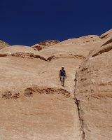 Hammad's Route, Jebel Rum, Jordanie 8