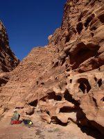 Sabbah's Route, Jebel Rum, Jordanie 9