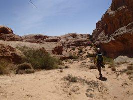 Hammad's Route, Jebel Rum, Jordanie 11