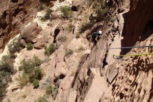 Nuances de Grès, Wadi Tibn, Petra, Jordanie 12