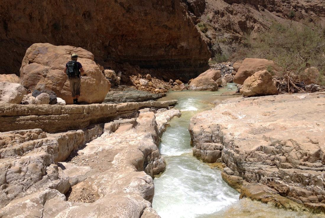 Wadi Zerqa Ma'in, Moab 13