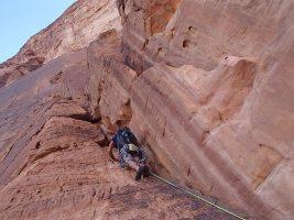 Goldfinger, Jebel Rum Est, Rum, Jordanie 17