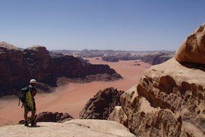 Hammad's Route, Jebel Rum, Jordanie 15