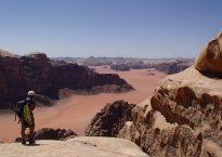 Hammad's Route, Jebel Rum, Jordanie 12