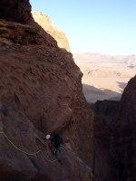Sabbah's Route, Jebel Rum, Jordanie 19