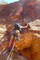 Nuances de Grès, Wadi Tibn, Petra, Jordanie 20
