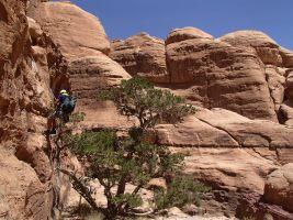 Hammad's Route, Jebel Rum, Jordanie 19