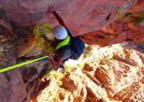 Nuances de Grès, Wadi Tibn, Petra, Jordanie 9