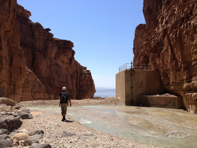 Wadi Zerqa Ma'in, Moab 30