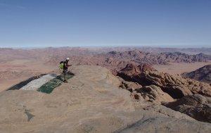 Hammad's Route, Jebel Rum, Jordanie 3