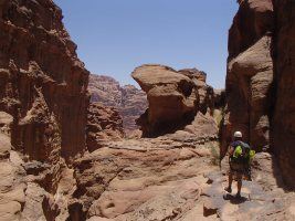 Hammad's Route, Jebel Rum, Jordanie 28