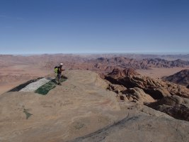 Sabbah's Route, Jebel Rum, Jordanie 31