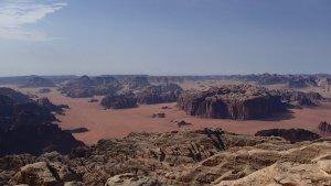 Sabbah's Route, Jebel Rum, Jordanie 30