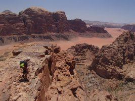 Hammad's Route, Jebel Rum, Jordanie 33