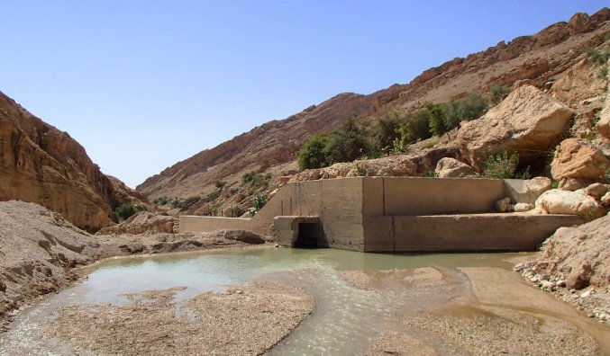 Wadi Kerak, Moab 37