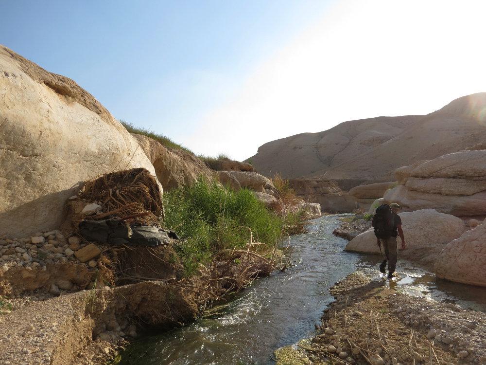 Wadi Hasa, Moab 5