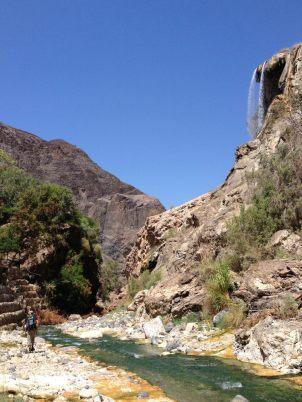 5. sous la grande cascade