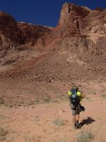 Sabbah's Route, Jebel Rum, Jordanie 4