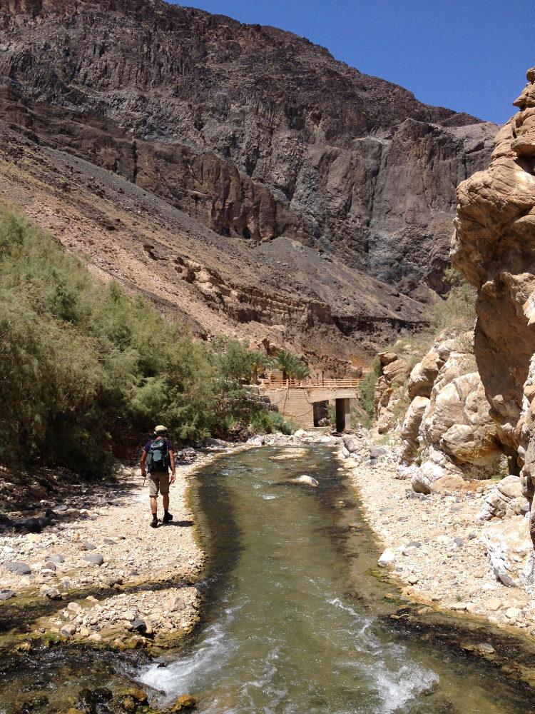 Wadi Zerqa Ma'in, Moab 8